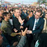 ЦЕЛ БАЛКАН ВО СРБИЈА НА ВАКЦИНИРАЊЕ А НЕ Е ЧЛЕНКА НИ НА ЕУ НИ НА НАТО