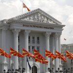 НА СДСМ ИМ ГОДАТ ПРОЕКТИТЕ ОД СКОПЈЕ 2014 КОИ ГИ ИЗГРАДИ ВМРО, ДЕЛ ОД ВЛАДАТА СЕ ВСЕЛИ ВО ЗГРАДА КОЈА ЈА ИЗГРАДИ ГРУЕВСКИ